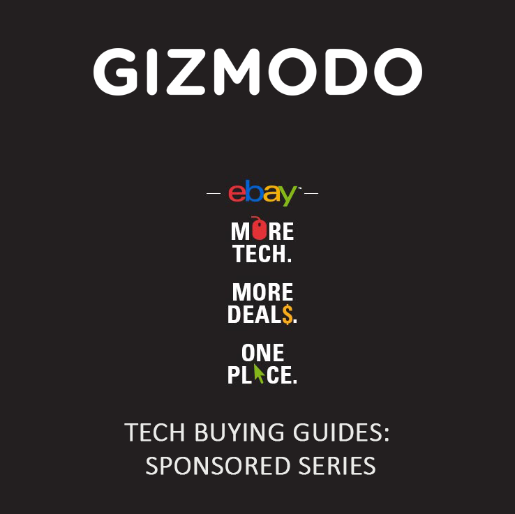 Tech Buying Guide: Sponsored Series